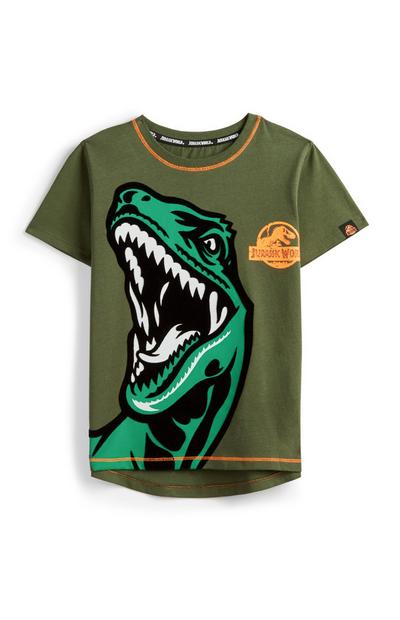 T-shirt Jurassic World da bambino