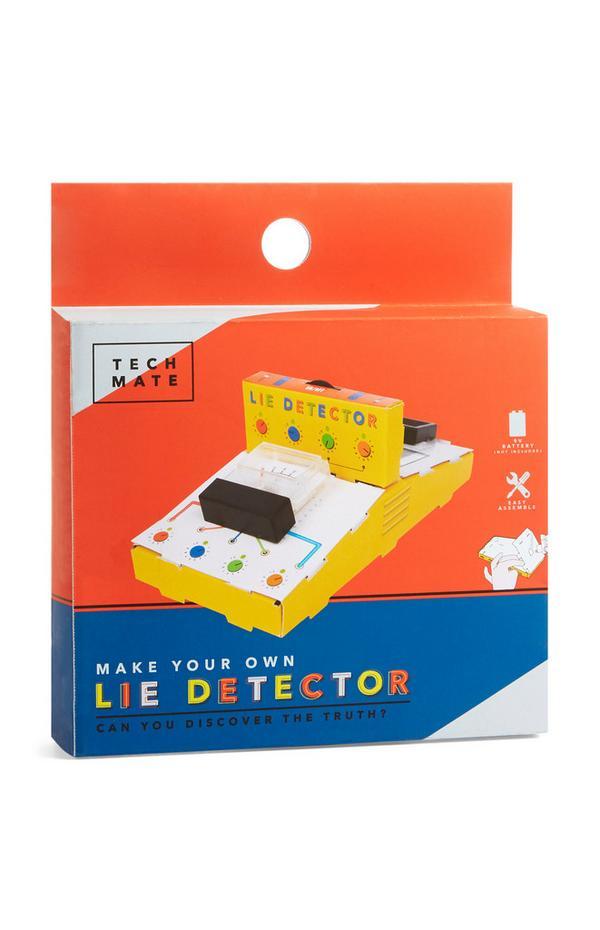 Lie Detector Listening