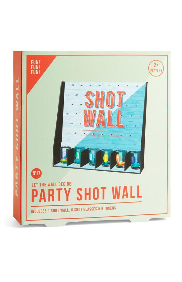 Party Shot Wall