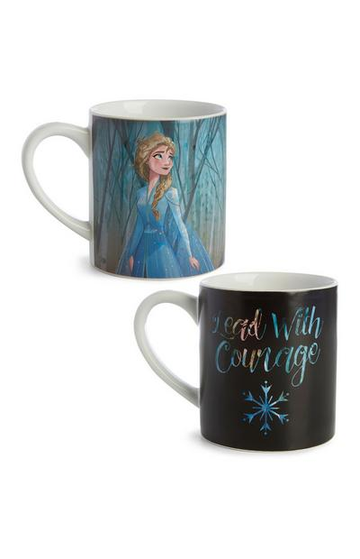 Mug thermosensible La Reine des neiges