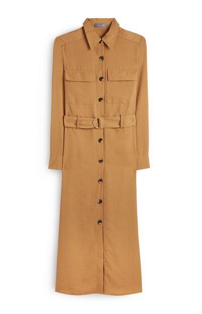 Robe-chemise utilitaire