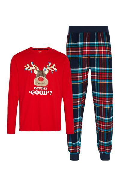 Pyjama Rudolph