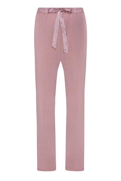 Roze pyjamabroek