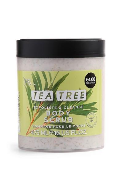 Esfoliante corporal Tea Tree