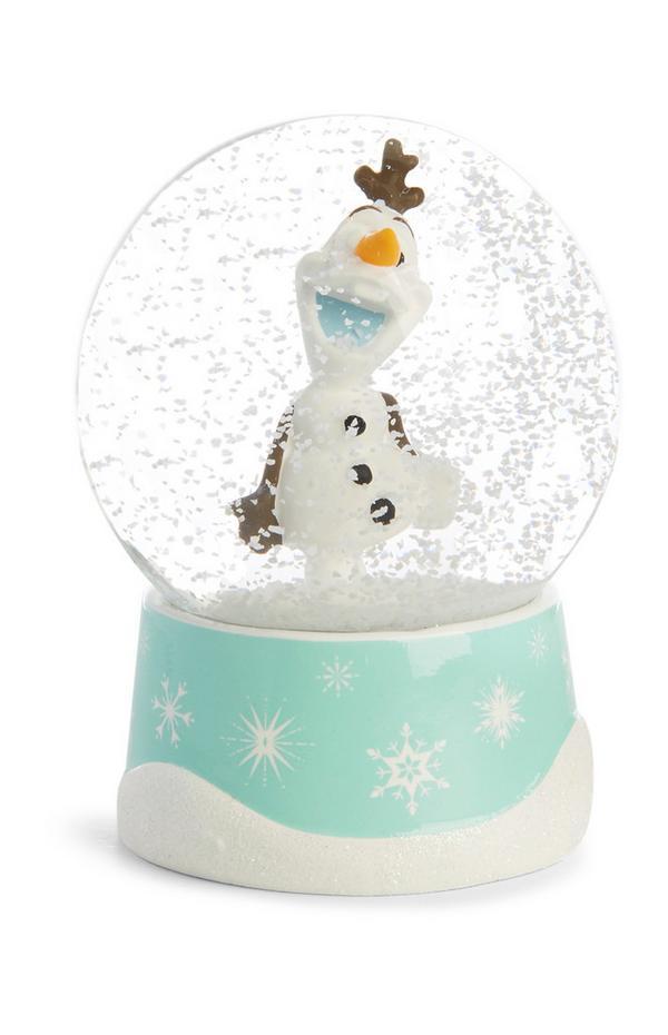 Globo neve Frozen Olaf