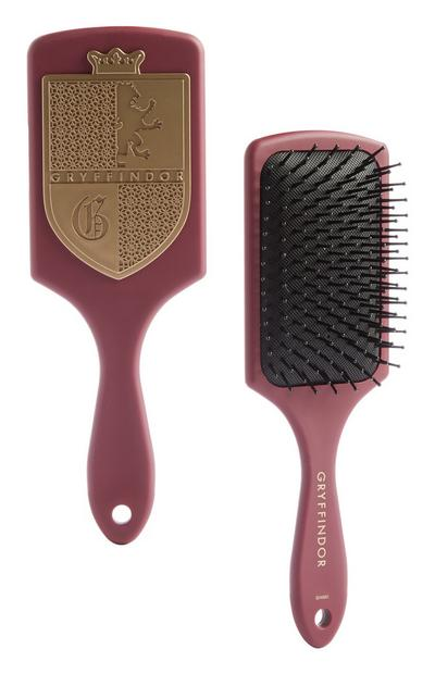 Harry Potter Gryffindor Hair Brush