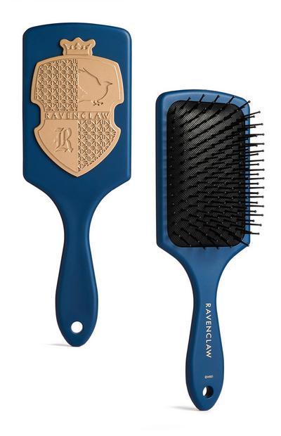 Blue Harry Potter Ravenclaw Paddle Brush