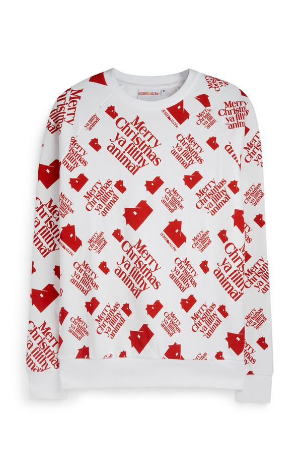 Home Alone Christmas Jumper