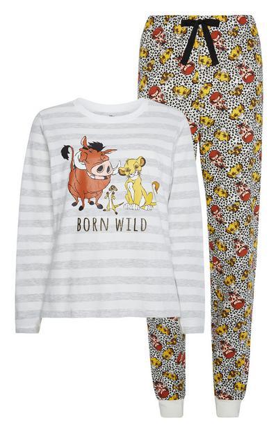 """""""König der Löwen"""" Pyjamaset"""