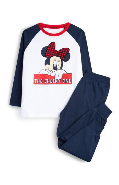 Pyjama Minnie Mouse voor meisjes