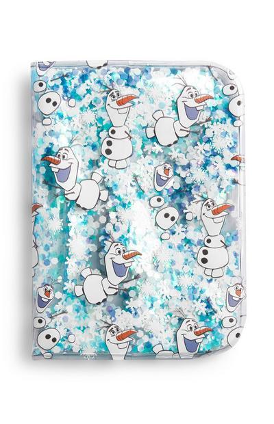 Capa passaporte Frozen Olaf