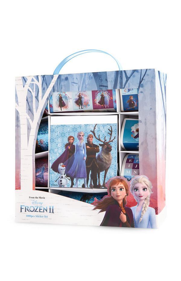 Conjunto autocolantes Frozen