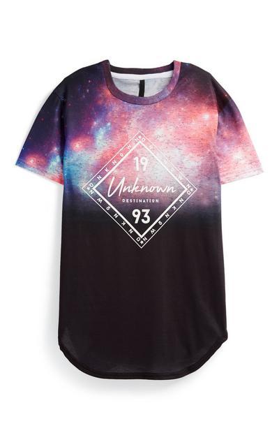 T-shirt Unknown Destination Star