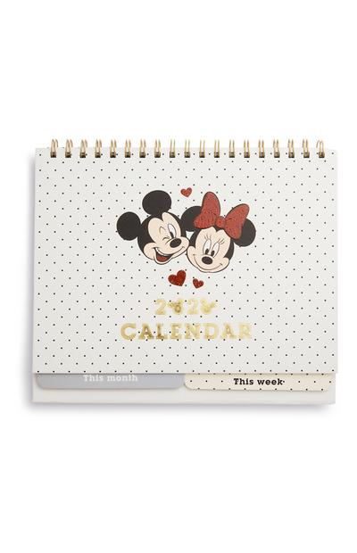 Mickey And Minnie Mouse 2020 Calendar