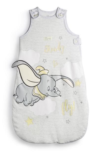 Saco-cama Dumbo menina bebé
