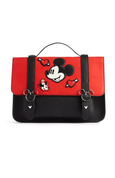 Red Disney Satchel