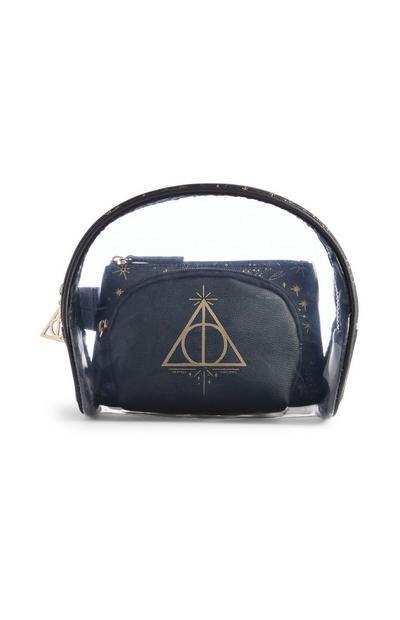 Bolsa de maquillaje de «Las reliquias de la muerte» de Harry Potter