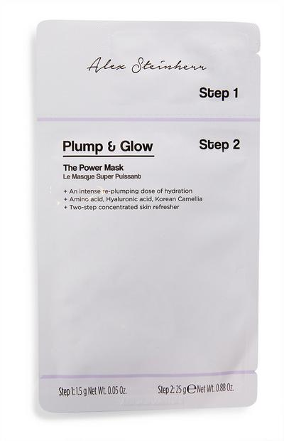 """Alex Steinherr Plump & Glow"" Power-Maske"