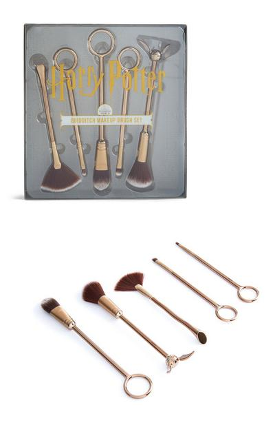 Harry Potter Brush Set 5Pc