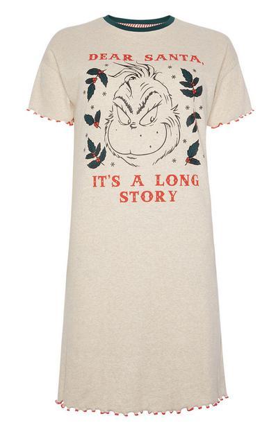Camisa noite The Grinch