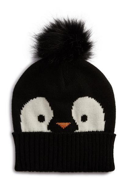 Pinguin-Mütze
