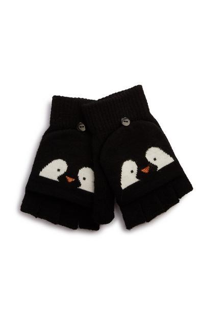 Handschoenen pinguïn