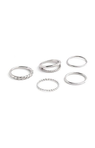 5 anelli