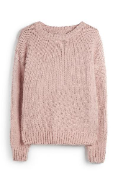 Blush Super Soft Jumper