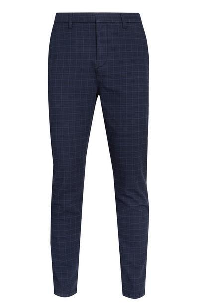 Kariraste temno modre hlače