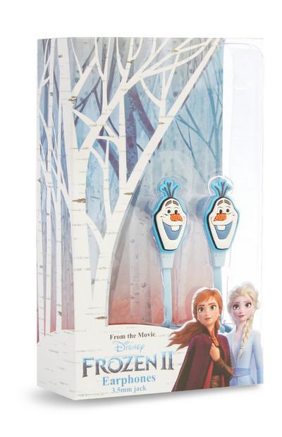 Frozen Olaf Earphones