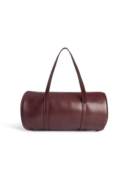 Burgundy Bowling Bag