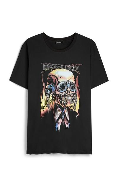 T-shirt Megadeth