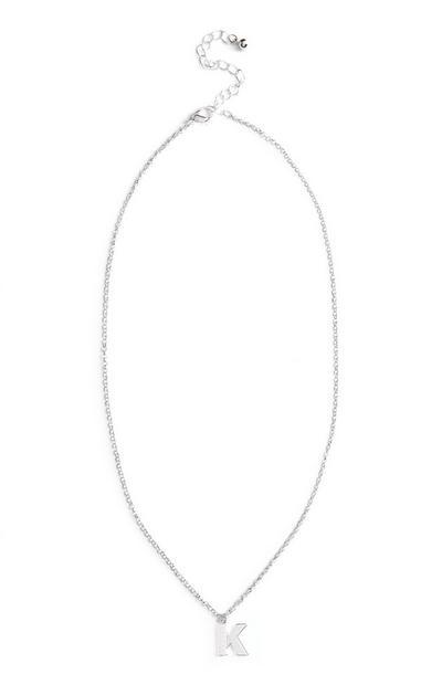 Ogrlica z začetnico
