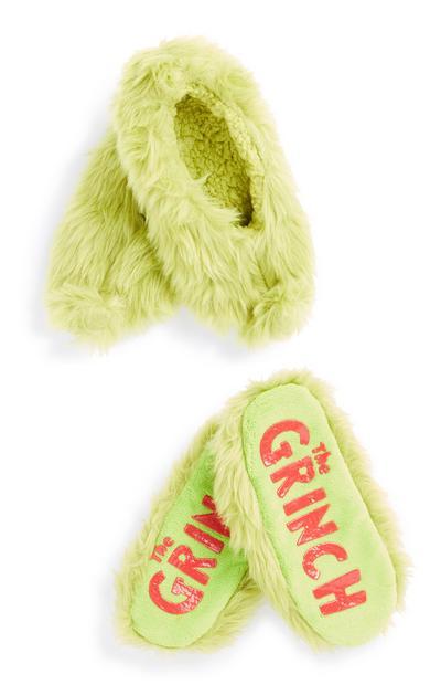 Grinch-sloffen