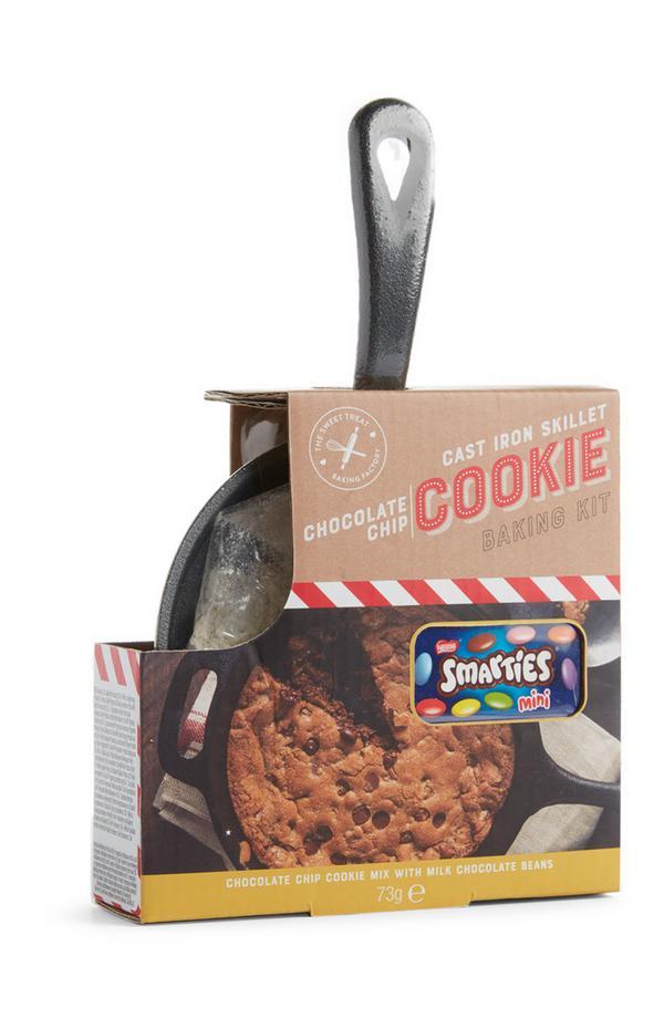 Frigideira biscoitos
