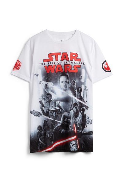 Wit T-shirt Star Wars