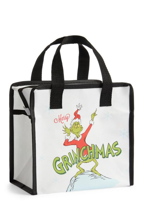 The Grinch Smaller Carrier Bag