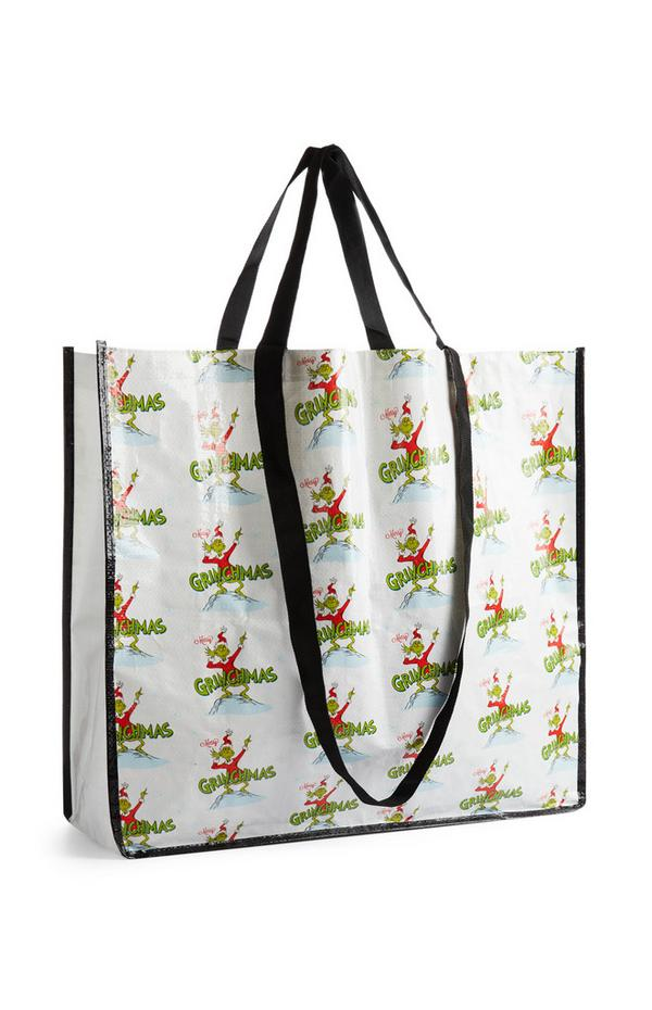 The Grinch Large Shopper Bag