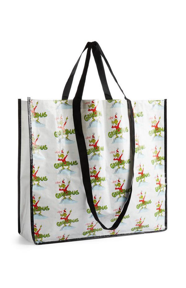 The Grinch Large Shopper Bag