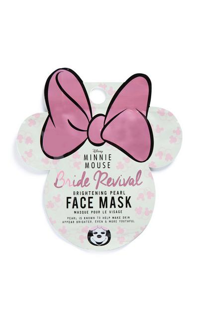 Minnie Mouse Brightening Face Mask