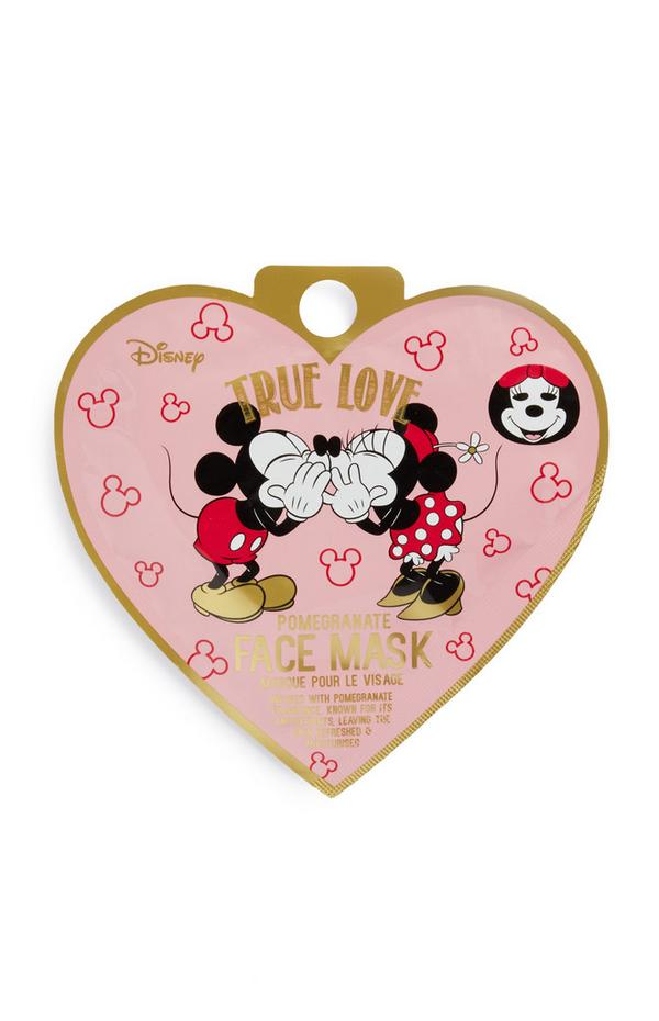 """""""Micky und Minnie"""" Granatapfel-Gesichtsmaske"""