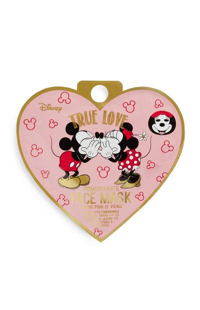 Mickey And Minnie Mouse Pomegranate Face Mask