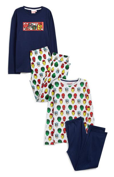 """Marvel"" Pyjama (Teeny Boys), 2er-Pack"
