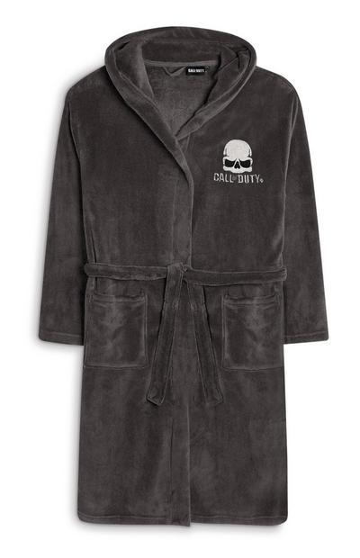 Robe de chambre Call Of Duty anthracite