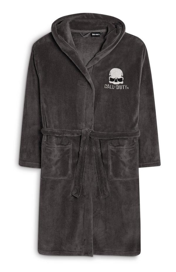 Charcoal Call Of Duty Robe