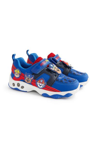 Blue Paw Patrol Trainers