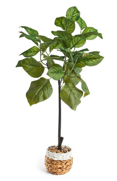 Extra Large Faux Fig Tree pot