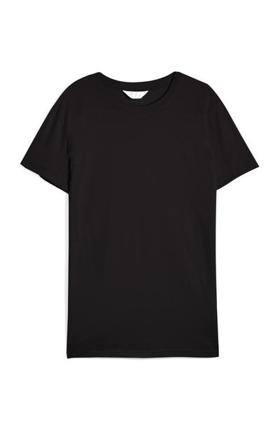 Oversized Black T-Shirt
