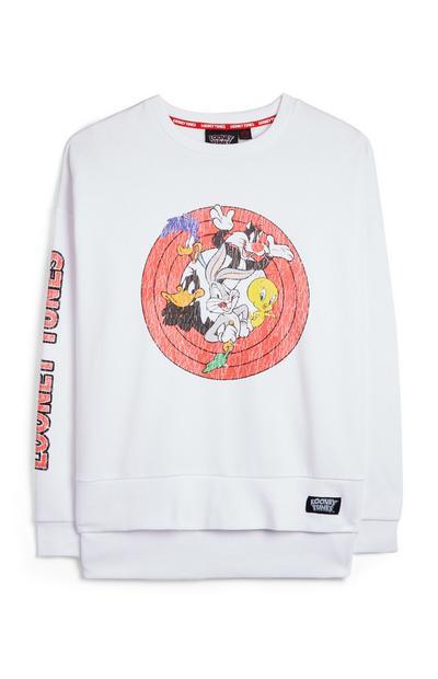 Bel pulover Looney Tunes