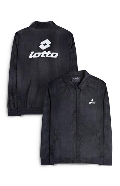 Lotto Zip Up Tracksuit Jacket